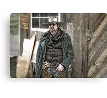 Army Scout Canvas Print
