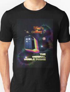 Who's Calling? The Original Mobile Phone Design Unisex T-Shirt