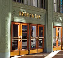 Union Station, Chicago by TeaCee