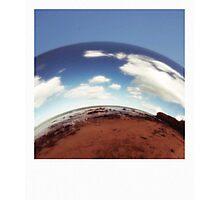 Sphere- Holga Photographic Print