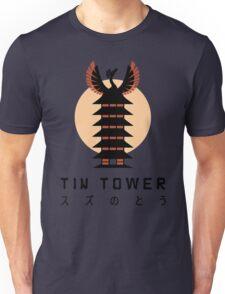 Tin Tower Unisex T-Shirt