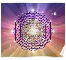 Sacred Geometry 1 Poster