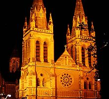 St Peters Cathedral, Adelaide by Cherie Vivar