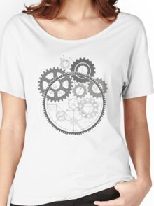Steins Gears Women's Relaxed Fit T-Shirt