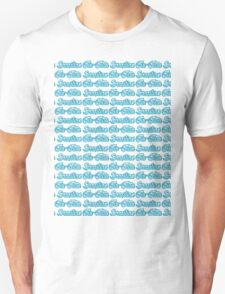 Brazilian Jiu Jitsu Blue Unisex T-Shirt