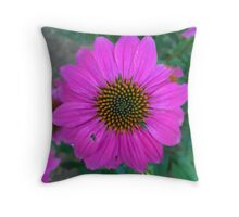 Delicate Flower  Throw Pillow