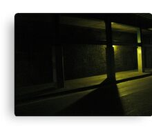 Streetlight Canvas Print