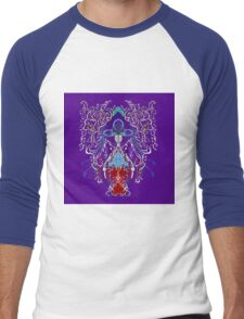 PINEAL Men's Baseball ¾ T-Shirt