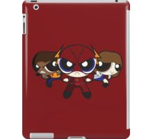 Heroes of Centralville iPad Case/Skin