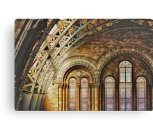 Stone, Steel and Stain Canvas Print