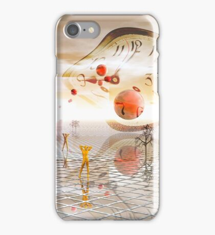 Reflections on reality iphone case iPhone Case/Skin