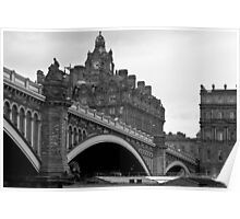 Balmoral & Bridge Poster