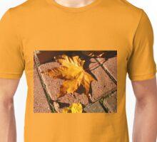 Fallen Maple Leaf Unisex T-Shirt