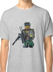 Modern Military Rabbit Classic T-Shirt
