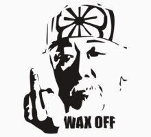 Miyagi Wax Off Shirt by gabrielng