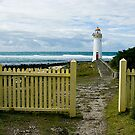 Port Fairy Lighthouse #2 by Murray Wills