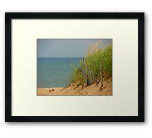 Dune at Dawn  Framed Print