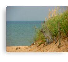 Dune at Dawn  Canvas Print