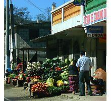 La Vida De Guatemala 2 Photographic Print