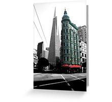 San Francisco Pops Greeting Card