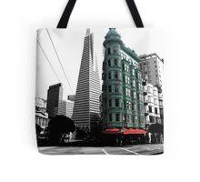 San Francisco Pops Tote Bag