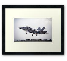 F/A-18F Super Hornet Framed Print