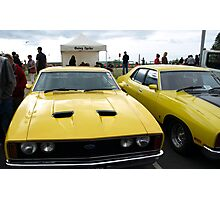 XC FORD FALCON (AUSSIE MUSCLE) Photographic Print
