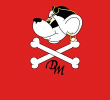 Pirate Danger Mouse. Unisex T-Shirt