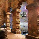Temple of Poseidon by Susie Hawkins
