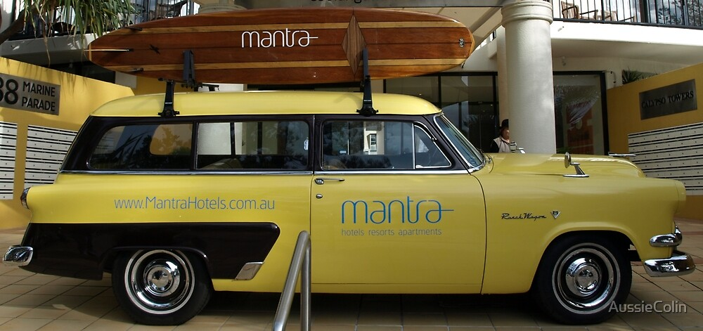 MANTRA RESORT PROMO CAR by Colin Van Der Heide