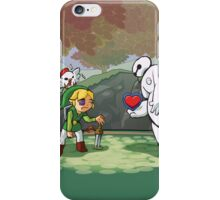 Heart for the Hero iPhone Case/Skin