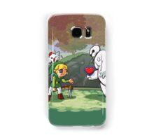 Heart for the Hero Samsung Galaxy Case/Skin
