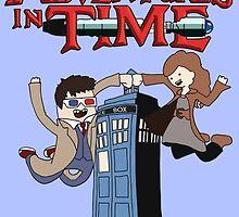 Adventures In Time by onetruehazard