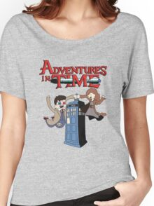 Adventures In Time Women's Relaxed Fit T-Shirt