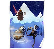 Adventure Wars! Poster