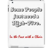High Five iPad Case/Skin