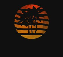 Palm Trees Grunge Sunset T-Shirt