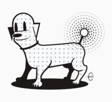 Mechanical dog by Bizarro Art