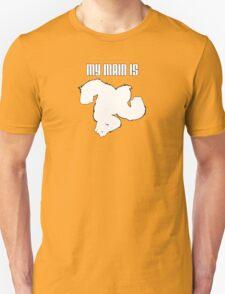 My Main Is Donkey Kong (Smash Bros) T-Shirt
