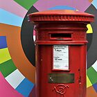 New Order Post Box by David Crausby