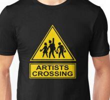 Artists Crossing Unisex T-Shirt