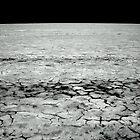 The Chalbi desert by Gideon du Preez Swart