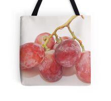 Red grape Tote Bag