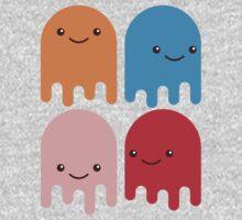 Friendly Ghosts Kids Tee