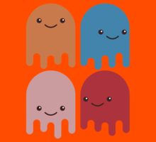 Friendly Ghosts Kids Clothes