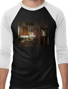 Doctor - X-Ray - In the doctors care 1920 Men's Baseball ¾ T-Shirt