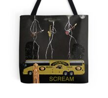 Scream Country Tote Bag