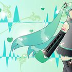 Hatsune Miku by HappyApple