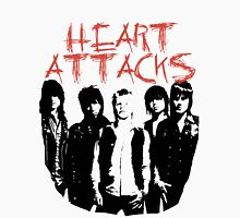 The Heart Attacks Unisex T-Shirt