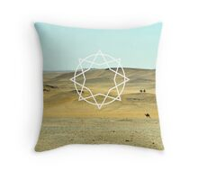 sol II Throw Pillow